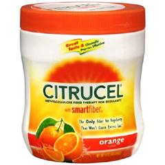 MON13272700 - Glaxo Smith KlineFiber Supplement Citrucel® Powder 16 oz. Orange