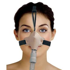 MON13326400 - CircadianceCPAP Mask SleepWeaver Advanced Nasal One Size Fits Most