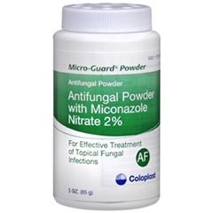 MON13371600 - ColoplastAntifungal Powder Micro-Guard® 3 oz. Lightly Scented