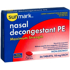 MON13562700 - McKessonAllergy Relief sunmark® 10 mg , 36/BX