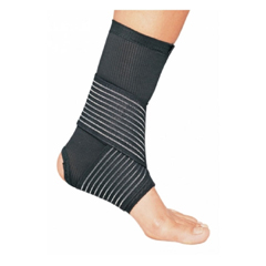 MON13773000 - DJOAnkle Support PROCARE® Large Hook and Loop Closure Left or Right Ankle