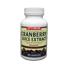 MON13882700 - Magno - HumphriesOptimum Cranberry Juice Powder Extract Capsule 425 mg, 100 per Bottle
