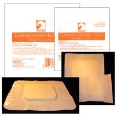 MON14402100 - GentellFoam Dressing LoProfile®, 10EA/BX