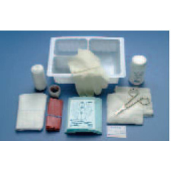 MON14432100 - Busse Hospital DisposablesDressing Change Tray