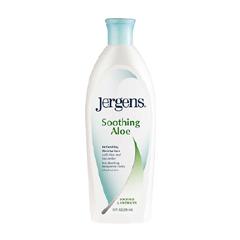 MON14451500 - KAO BrandsMoisturizer Jergens Aloe Relief 10 oz. Bottle
