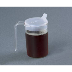 MON14554000 - Sammons Preston - Drinking Cup 10 oz. Hot / Cold Clear Polycarbonate