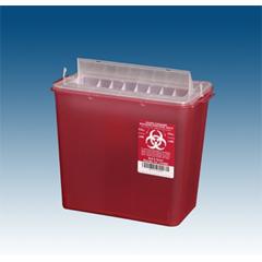 MON14582800 - Plasti-ProductsMulti-Purpose Sharps Container