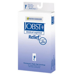 MON14630300 - JobstRelief Open Toe Knee-High Anti-Embolism Stockings