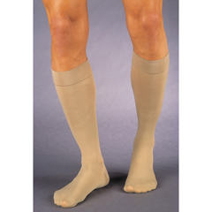 MON14870300 - JobstRelief Knee-High Anti-Embolism Compression Stockings