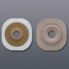 MON569777BX - Hollister - Ostomy Barrier FlexTend™ Tape 1-3/4 Flange Green Code 3/4 Stoma, 5EA/BX