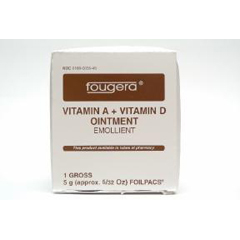 MON14951400 - FougeraA & D Ointment 4 Gram Individual Packet