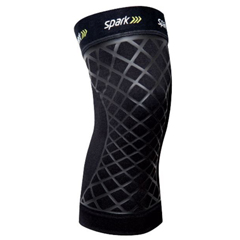 MON14983000 - Brown Medical - Knee Sleeve Spark Kinetic Knee Large Slip-On 16 to 18 Inch Knee Circumference Knee, 1/EA
