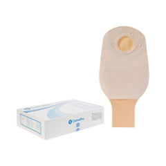 MON15024901 - Convatec - 2 Piece Sur-Fit Natura Opaque Ostomy Drain Pouch 12in 1-3/4in Flange