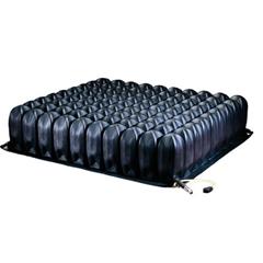 MON15114300 - Crown Therapeutics - Seat Cushion ROHO® High Profile® 28 X 20 X 4 Inch Neoprene Rubber