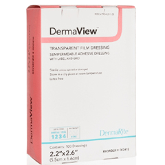MON946686EA - Dermarite - DermaView™ Transparent Film Dressing (15411)