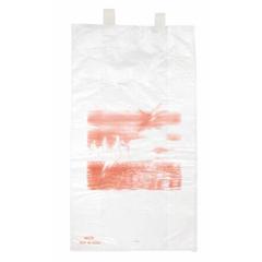 MON15331200 - Donovan IndustriesBedside Bag 3 X 6-1/2 X 12 Inch White Plastic, 2000EA/CS
