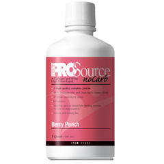 MON15352601 - National NutritionProtein Supplement ProSource NoCarb™ Berry Punch 32 oz.