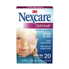 MON15372001 - 3MNexcare Opticlude Orthoptic Eye Patch (1537)