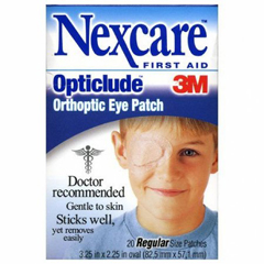 MON15392000 - 3MNexcare™ Opticlude™ Orthoptic Eye Patch