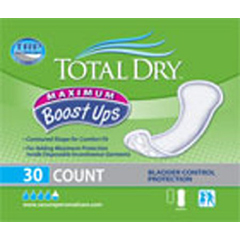 MON15773130 - Secure Personal Care ProductsTotalDry® Incontinence Liners (SP1579), 30 EA/BG