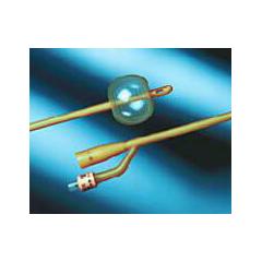 MON16021900 - Bard MedicalFoley Catheter Bardex 2-Way Standard Tip 30 cc Balloon 20 Fr. Silicone Coated Latex