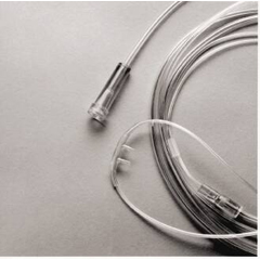 MON16023900 - Salter LabsNasal Cannula Continuous Flow Salter-Style Pediatric Curved, Tapered