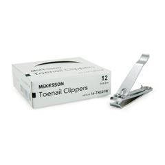 MON16131712 - McKessonToenail Clippers Medi-Pak Thumb Squeeze Lever