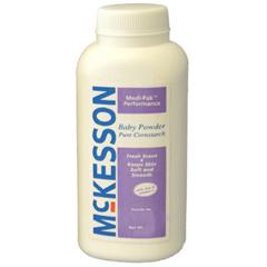 MON16151601 - McKessonBaby Powder Medi-Pak Performance 1-1/2 oz. Fresh Scent
