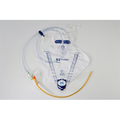 MON16201900 - MedtronicDover Indwelling Catheter Tray Foley Straight Tip 16 Fr. Latex