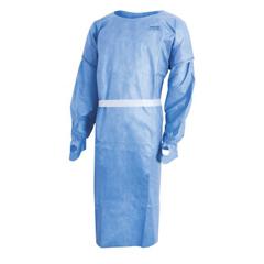 MON16231100 - McKessonOver-the-Head Protective Procedure Gown (16-OHBFBAAMI3), 10 EA/BG