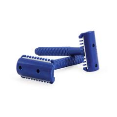 MON16241700 - McKessonFixed Head Razor Medi-Pak™ Performance Single Blade, Disposable Non-Sterile, 24EA/BX