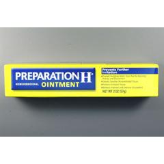MON16271400 - Watson LaboratoriesHemorrhoid Relief Preparation H® Ointment