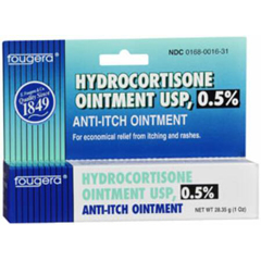 MON16311400 - FougeraItch Relief Cortaid® 1 oz. 0.005 Ointment