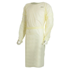 MON16321110 - McKessonOver-the-Head Protective Procedure Gown (16-OHYFBAAMI2), 10 EA/BG, 10BG/CS