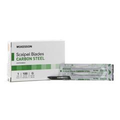 MON16322550 - McKessonBlade Carbon Steel #10 100EA/BX 50BX/CS