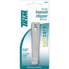 MON16431701 - Pacific World Corporation - Trim® Toenail Clippers (4-100B/1643K)