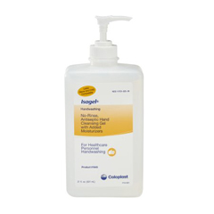 MON16452700 - ColoplastIsagel Sween No Rinse Lotion Hand Cleanser 21 Ounces Antimicrobial
