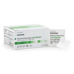 MON16572720 - McKessonPad Alchl PRep MED Str 200EA/BX 20BX/CS