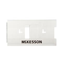 MON16651300 - McKessonGlove Box Dispenser Horizontal or Vertical Mount 1-Box Clear 4 X 5-1/2 X 10 Inch Plastic