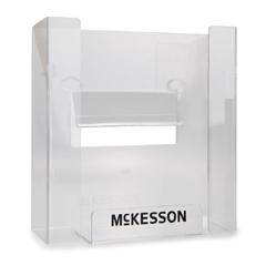MON16661301 - McKessonGlove Box Dispenser Horizontal or Vertical Mount 3-Box Clear 3-1/8 X 10-1/4 X 15-1/4 Inch Plastic
