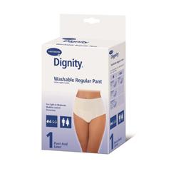 MON16693100 - HartmannDignity® Unisex Cotton/Poly Blend Underwear, Large