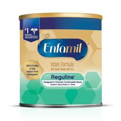 MON16722601 - Mead Johnson NutritionInfant Formula Enfamil® Reguline 12.4 oz. Canister Powder