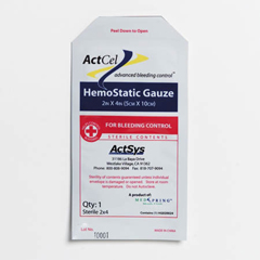 MON16932101 - Moore MedicalGauze Dressing ActCel Cellulose 4 X 4 Inch