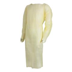 MON16971100 - McKessonOver-the-Head Protective Procedure Gown (16-OHYSPNBD), 10 EA/BG