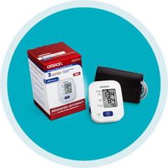 MON17072500 - Omron HealthcareBlood Pressure Monitor Adult, Large Adult Arm