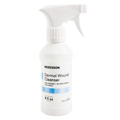 MON17192100 - McKesson - Wound Cleanser 8 oz. Spray Bottle Non-Sterile