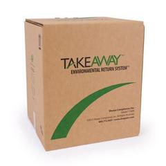 MON17402800 - Sharps Compliance40-Gallon TakeAway Environmental Return System