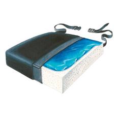 MON17554300 - Skil-Care - Seat Cushion 16 X 18 X 2-1/2 Inch Gel / Foam