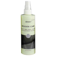 MON17621700 - ColoplastBedside Care Sween Shampoo & Body Wash 8 Fluid Ounce No Rinse Shampooing