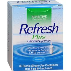 MON17672700 - Allergan PharmaceuticalRefresh Plus™ Lubricant Eye Drops